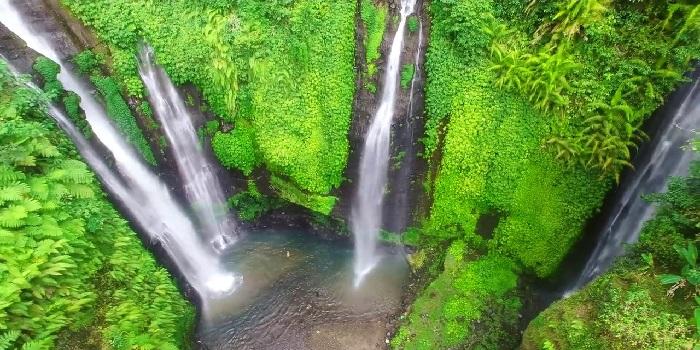 SEKUMPUL WATERFALL, SINGARAJA