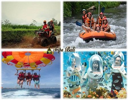 BALI ACTIVITIES, FUN, MEMORABLE, WATER SPORT, RAFTING, TREKKING, ELEPHANT RIDE, BALI SAFARI