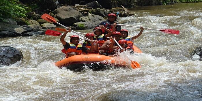 Ubud Ayung Rafting