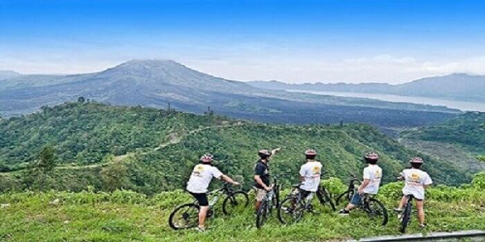KINTAMANI CYCLING MOUNT VIEW (1)
