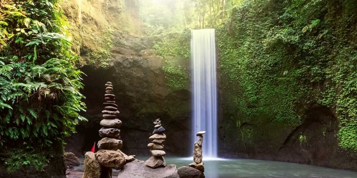 Tibumana Waterfall trips bali