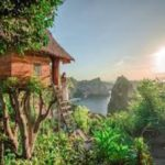 TREE HOUSE, NUSA PENIDA, ISLAND, KELUNGKUNG