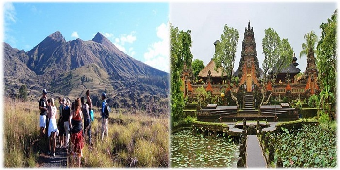 BALI SUNRISE TREKKING AND UBUD TRADITIONAL TOUR