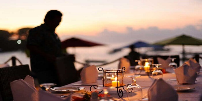 JIMBARAN SUNSET DINNER BY TRIPS BALI