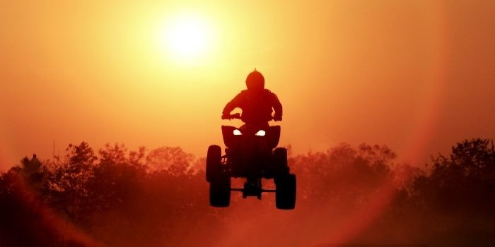 ATV Sunset Adventure