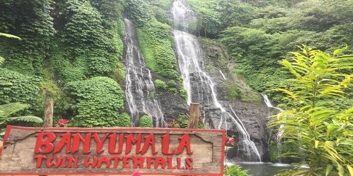 BANYUMALA WATERFALL BY TRIPS BALI