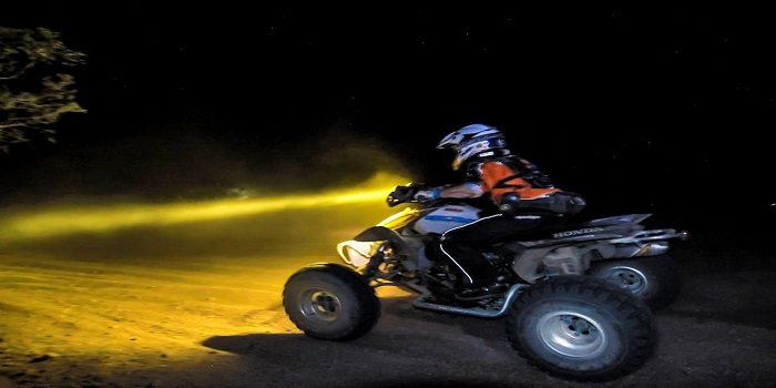 Bali Night ATV