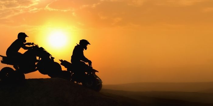 Bali Sunset ATV Adventure