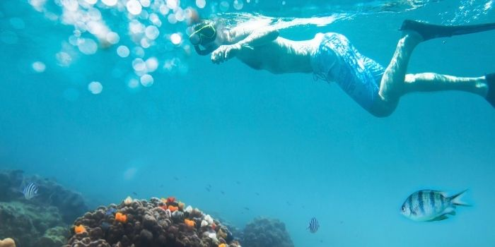 Snorkeling Blue Lagoon 2