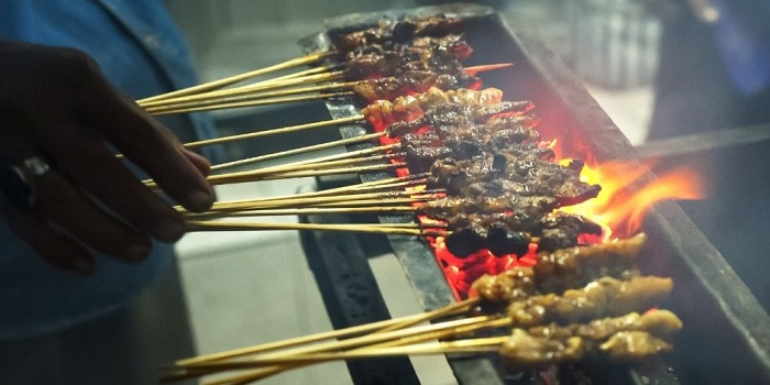 cooking sate