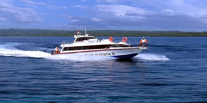 prasi sentana, fast boat, nusapenida, transfer, return, one way